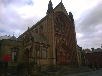 Picture of Sacred Heart, Chorley
