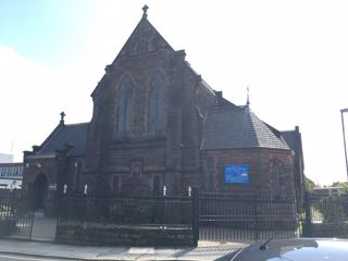 Picture of All Saints, Anfield - One off Donation