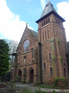 Picture of St Paul , West Derby - One off Donation