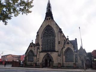 Picture of St Vincent de Paul, Liverpool - One off Donation