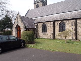 Picture of St Catherine of Alexandria, Lydiate - One off Donation
