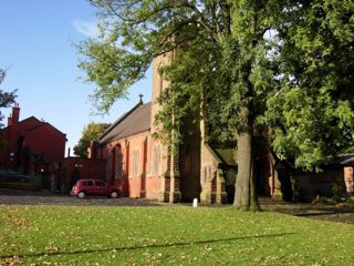 Picture of St Austin, Thatto Heath - One off Donation