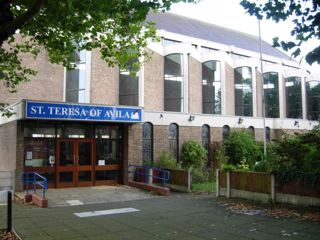 Picture of St Teresa of Avila (Devon St), St Helens - One off Donation