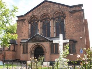 Picture of Sacred Heart & St Alban, Warrington - One off Donation