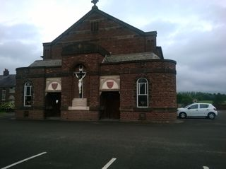 Picture of St Oswald, Coppull - One off Donation