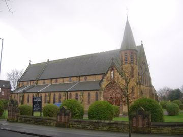 Picture of St Joseph,  Blundellsands