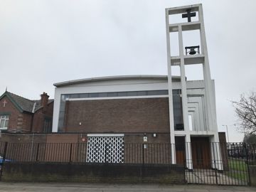 Picture of Holy Name, Fazakerley