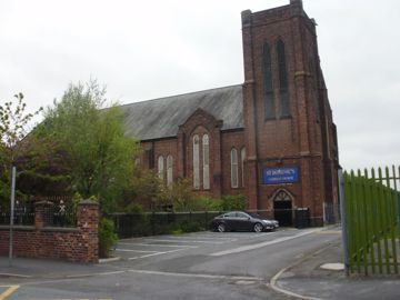 Picture of St Dominic, Huyton
