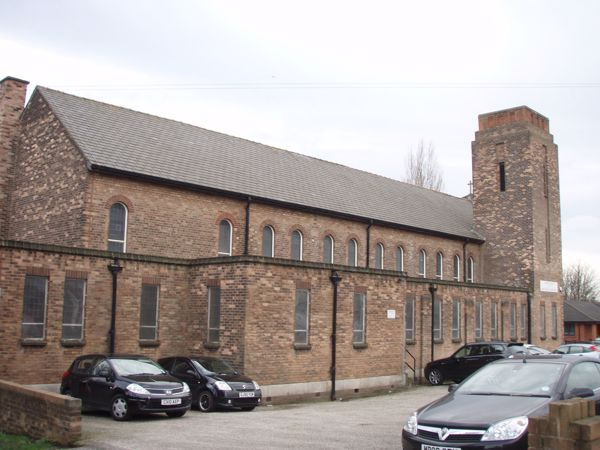 Picture of St Luke, Whiston