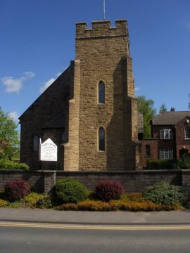 Picture of St Agnes, Eccleston