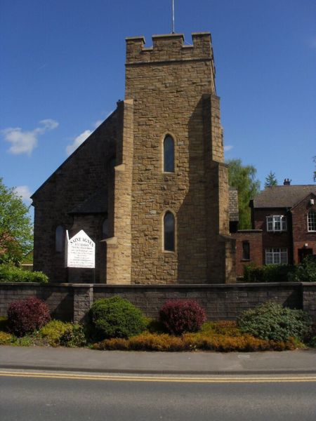 Picture of St Agnes, Eccleston