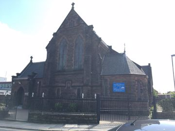 Picture of All Saints, Anfield