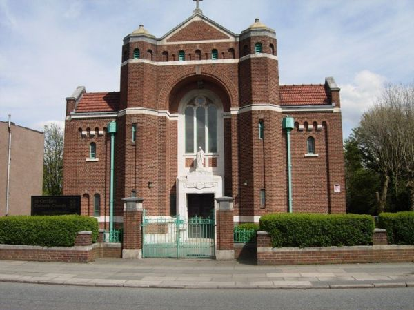 Picture of St Cecilia, Tuebrook