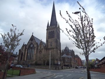 Picture of St Francis Xavier, Liverpool