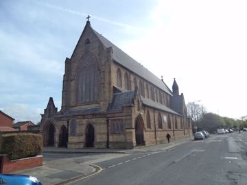 Picture of St John the Evangelist, Kirkdale