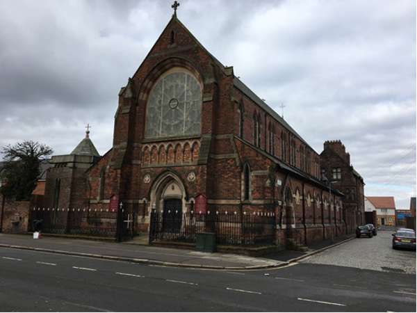 Picture of St Michael and Sacred Heart, Liverpool