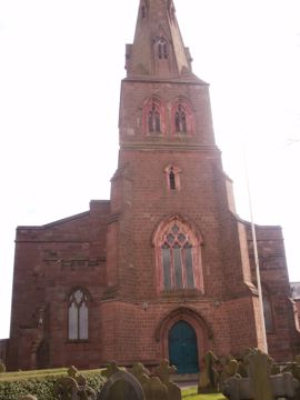 Picture of St Oswald, Old Swan