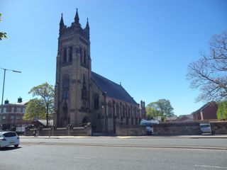Picture of St Charles and St Thomas More, Aigburth - Weekly Donation