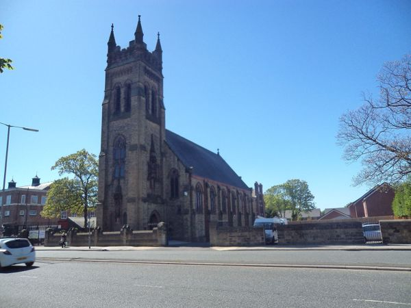 Picture of St Charles and St Thomas More, Aigburth
