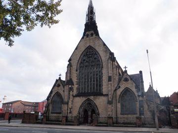 Picture of St Vincent de Paul, Liverpool