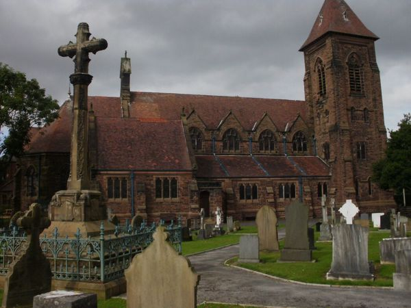 Picture of St Elizabeth, Scarisbrick