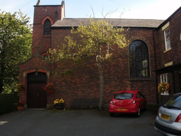 Picture of St John the Evangelist, Burscough