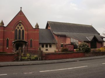 Picture of St Patrick, Churchtown