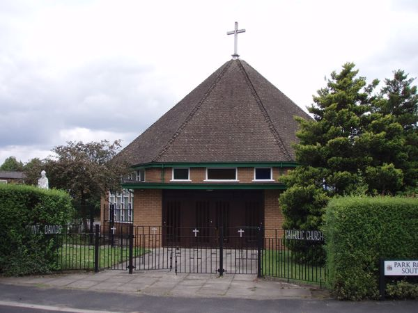 Picture of St David, Newton-le-Willows
