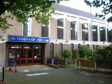 Picture of St Teresa of Avila (Devon St), St Helens