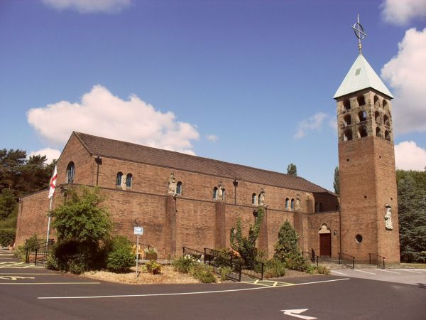 Picture of St Teresa, Upholland