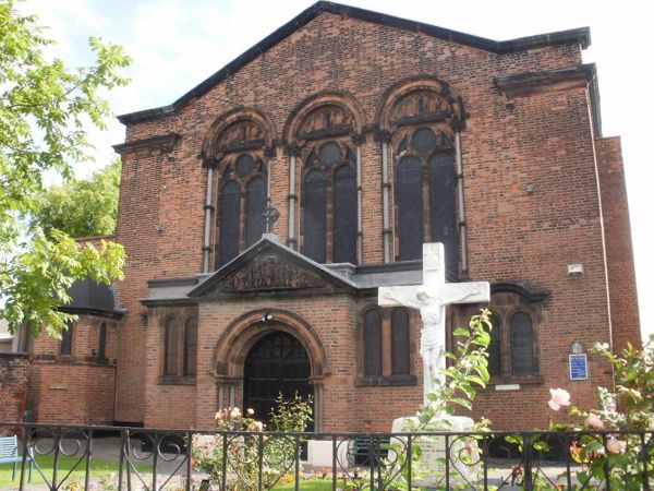 Picture of Sacred Heart & St Alban, Warrington