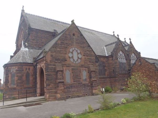 Picture of Our Lady Immaculate, Bryn