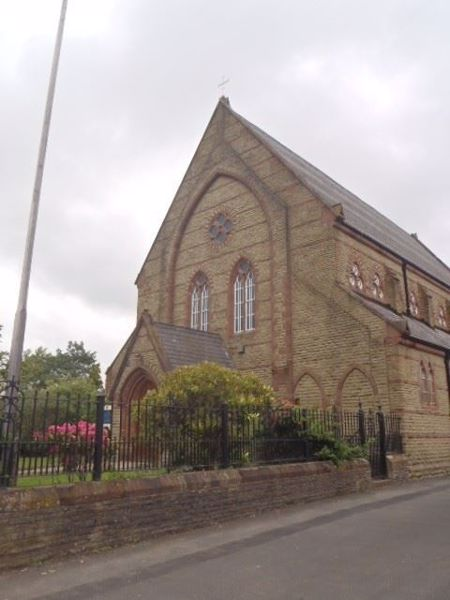 Picture of St Benedict (Hindley)