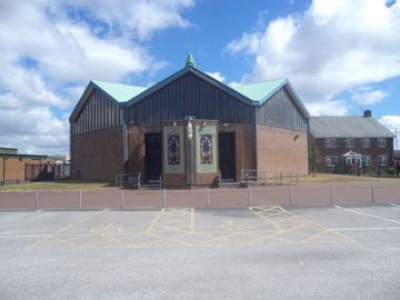 Picture of Our Lady of the Assumption, Gateacre