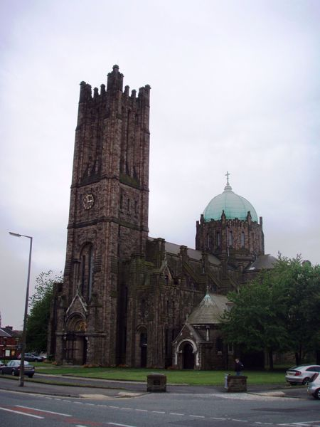 Picture of St Mary (Lowe House), St Helens